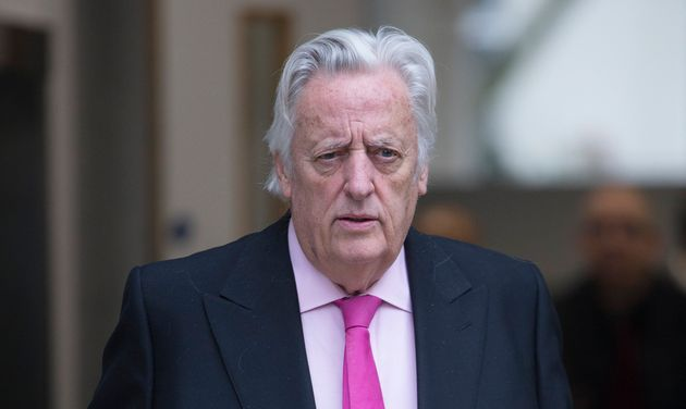 Michael Mansfield QC leaves the Grenfell Tower public inquiry in London, where the inquiry has heard...