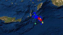 Σεισμός 4,2 Ρίχτερ στην