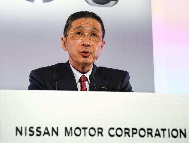 日産自動車の元代表取締役社長の西川廣人氏