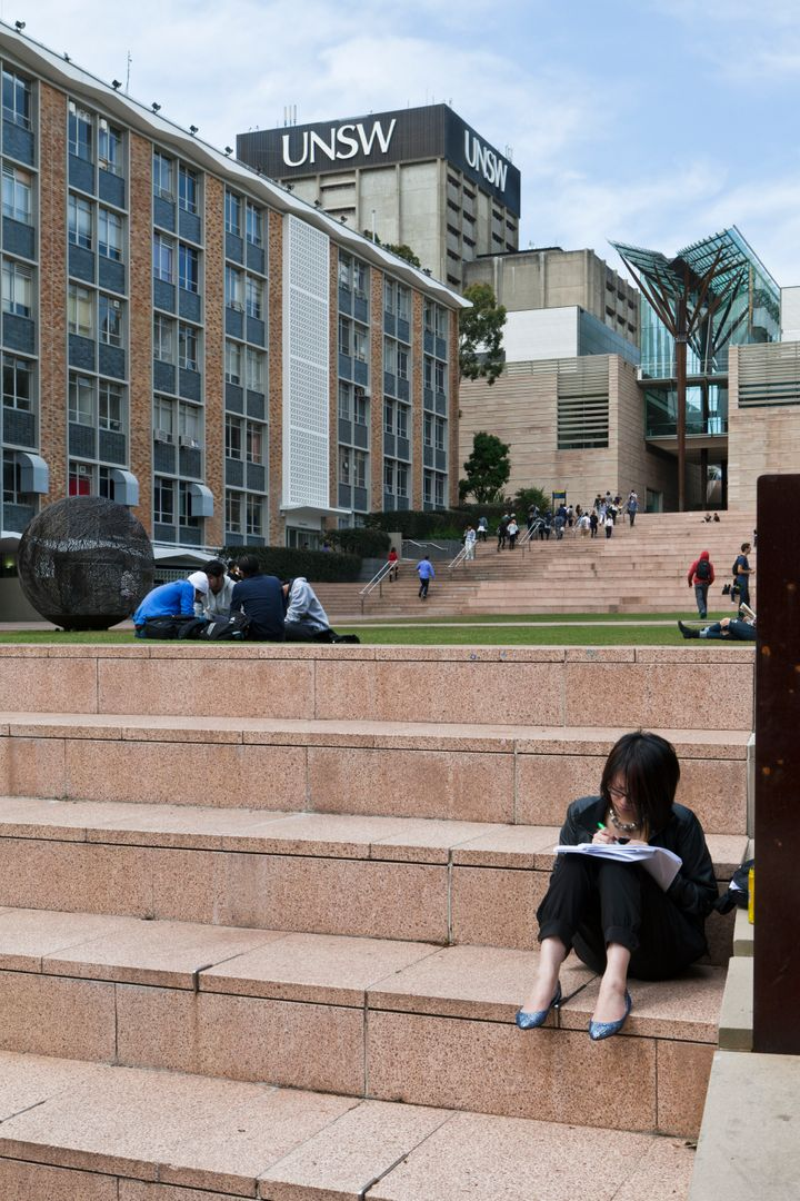 Campus of the University of New South Wales (UNSW)