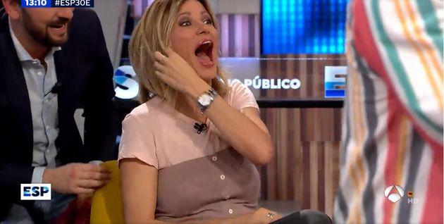 Susanna Griso, en 'Espejo