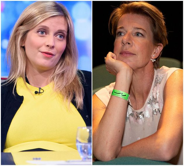 Katie Hopkins Has Disappeared From Twitter After Countdowns Rachel Riley Meets With Social Media Giants Bosses