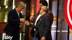 Masterchef 9: Pressure Test per chef Locatelli. Fuori