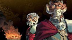 BLOG - Les 5 Terres, une BD qui a tout d'un blockbuster médiéval