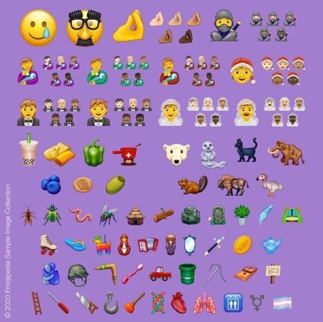117 nouveaux emojis, dont le drapeau transgenre, bientôt dans vos smartphones