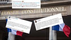 Le Conseil constitutionnel ne pouvait pas faire plus plaisir aux