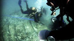 Εντυπωσιακές εικόνες από την υποβρύχια έρευνα στον αρχαίο Ολούντα και το λιμάνι της