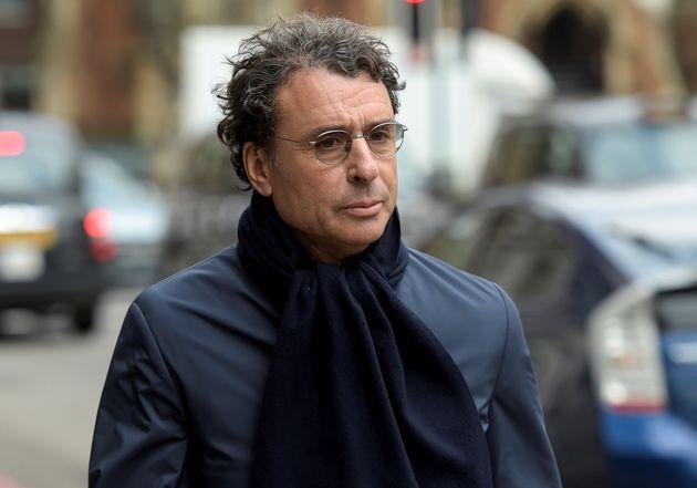 Alexandre Djouhri a été mis en examen pour
