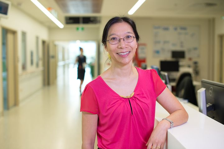 Queensland surgeon Dr Rhea Liang