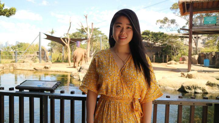 Melbourne's Rachel Zhang