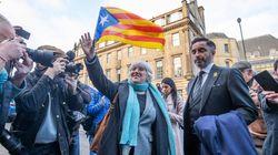 El Parlamento Europeo reconoce oficialmente a Clara Ponsatí como