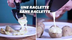 5 alternatives approuvées (ou presque) au fromage à raclette