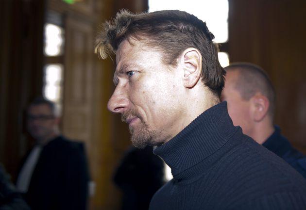 Tony Vairelles, ici arrivant à la cour d'appel de Nancy le 28 décembre