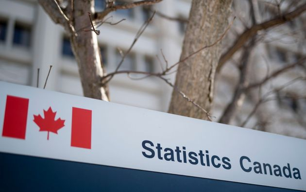Statistics Canada's offices are seen here in Ottawa on March 8, 2019. StatCan says real GDP increased...