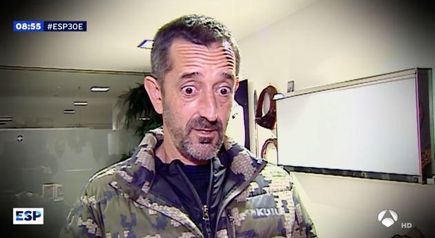 El doctor Cavadas, en 'Espejo