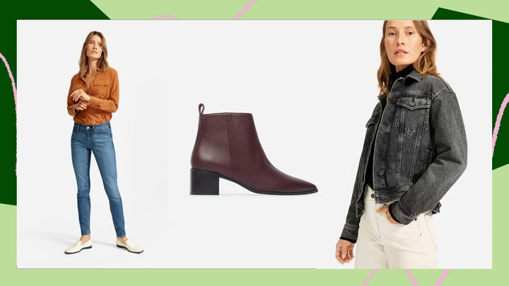 """Everlane just added new styles to its """"<a href=""""https://fave.co/2wXSsVr"""" target=""""_blank"""" role=""""link"""" rel=""""sponsored"""" data-ylk=""""subsec:paragraph;itc:0;cpos:__RAPID_INDEX__;pos:__RAPID_SUBINDEX__;elm:context_link"""">Choose What You Pay</a>"""" sale section."""