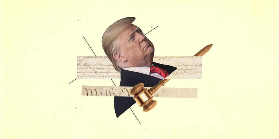 Trump Impeachment - cover