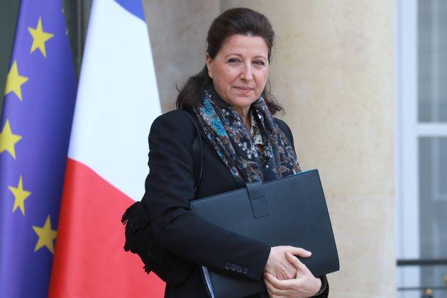 Agnès Buzyn, ici quittant l'Élysée le 29 janvier