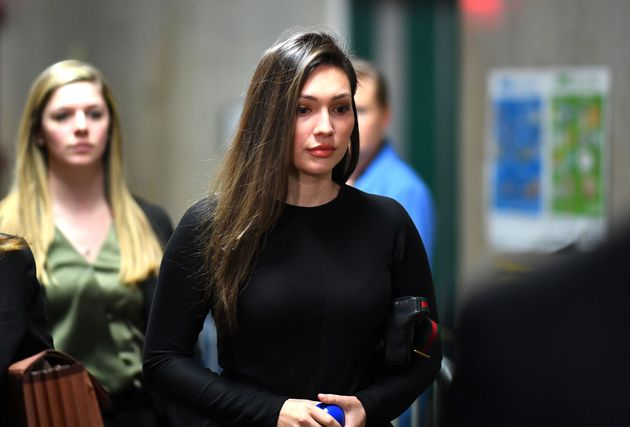 Former actor Jessica Mann testified against Harvey Weinstein in New York City on Friday, saying the disgraced...