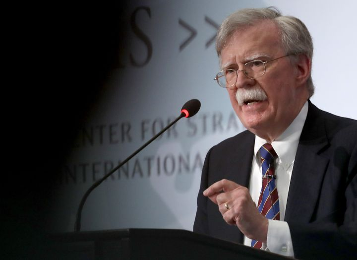 Former Trump adviser John Bolton practically begged for the chance to tell his story as a witness in the Senate impeachment t