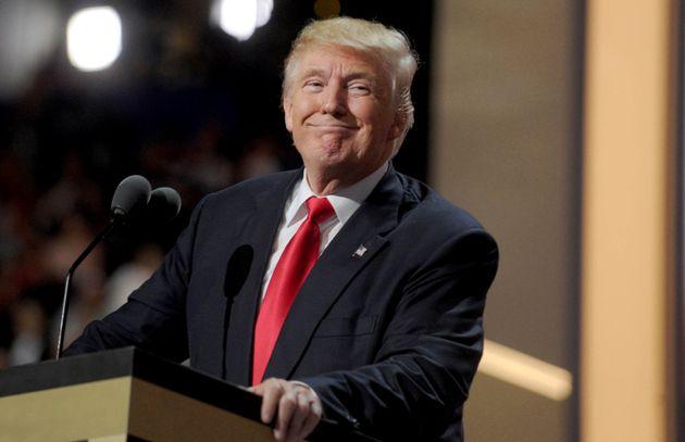 Donald Trump le 18 décembre (photo