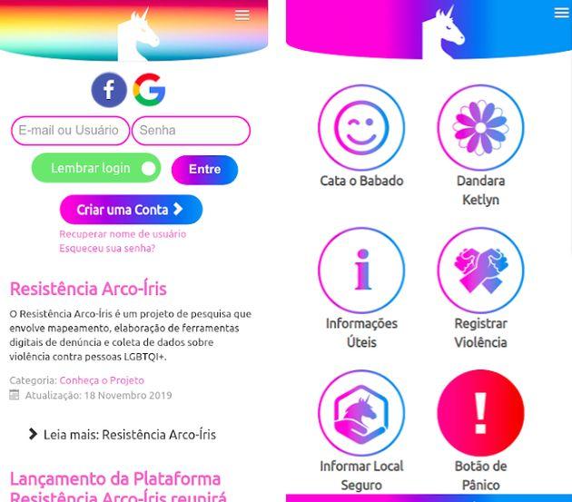 Interface do aplicativo na Play Store, do Google, disponível para usuários do sistema