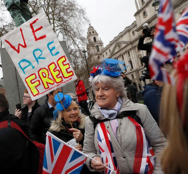 C'est fait: le Royaume-Uni a quitté l'Union