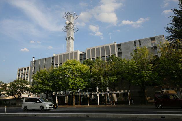 福島県警本部