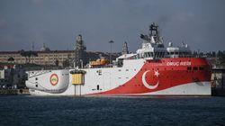 Εξήλθε από το ελληνικό FIR το τουρκικό ερευνητικό «Ορούτς
