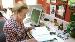 Mary Higgins Clark était célèbre et richissime mais se voyait comme une
