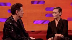 Jim Carrey Fanboying Over Margot Robbie On The Graham Norton Show Didn't Go Down Well With