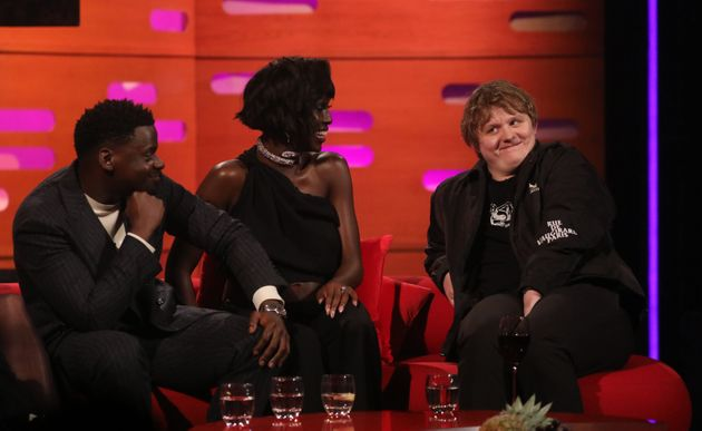 Lewis Capaldi's Story About The Grammys On The Graham Norton Show Is The Funniest Thing You'll See Today