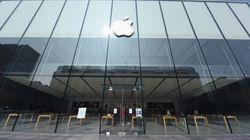 애플이 중국 내 모든 애플스토어 운영을 잠정