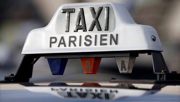 Le tarif minimum d'une course de taxi augmente ce 1er février (Image d'illustration en janvier...