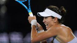 Garbiñe Muguruza, derrotada en la final del Open de Australia por Sofia Kenin en tres