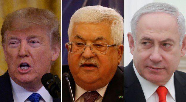 Le président palestinien Mahmoud Abbas a annoncé samedi la rupture de