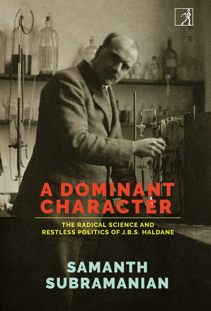 'A Dominant Character' by Samanth Subramanian; Published by Simon and Schuster India