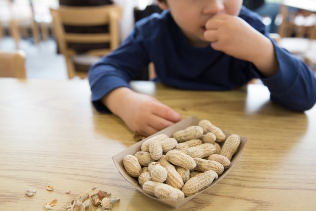 FDA Gives Treatment For Kids With Peanut Allergies The Green