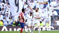 El Real Madrid gana el derbi al Atlético con un gol de Benzema