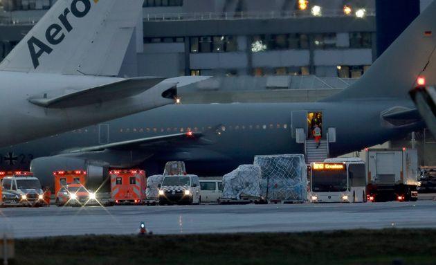 Αεροσκάφος των ενόπλων δυνάμεων θα επαναπατρίσει Ρώσους πολίτες από την Κίνα λόγω του