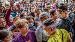 중국 밖에서 처음으로 신종 코로나 사망자가