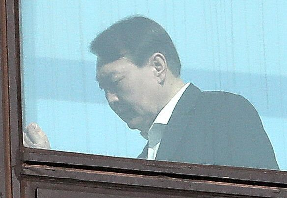 윤석열이 '대권주자 2위' 여론조사 결과에 밝힌