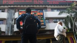 Seven Of Top 10 Cos Suffer Combined Loss Of Rs 1.89 Lakh Cr in m-cap even of top 10 cos suffer combined loss of Rs 1.89 lakh...