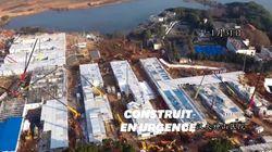 Pari tenu: comment la Chine a construit un hôpital en 10 jours, résumé en 3