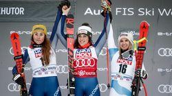 Doppietta azzurra nel SuperG di Sochi. Federica Brignone e Sofia Goggia che