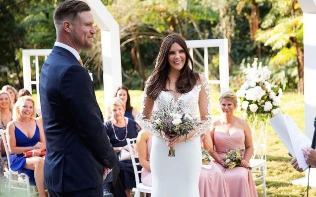 Married At First Sight 2018 stars Dean Wells and Tracey Jewel