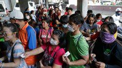 First Coronavirus Death Outside China
