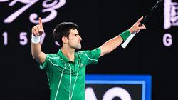 Djokovic redevient numéro 1 mondial en remportant l'Open