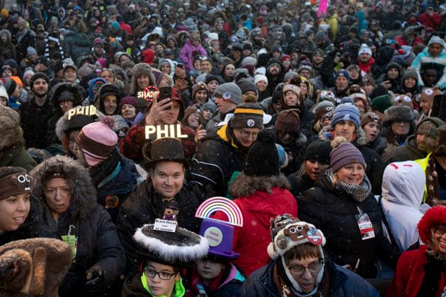 ΗΠΑ: Η διάσημη μαρμότα της Πενσυλβάνια προβλέπει πρόωρη άνοιξη για το