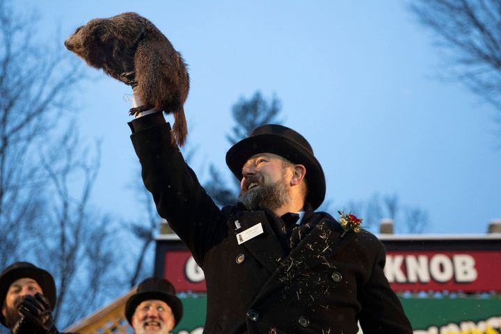Over the past 10 years, Punxsutawney Phil has been correct with his forecasts just 40% of the time, records show.